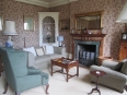 Drawing room for guests, where Mr. Darcy proposed to Miss Elizabeth Bennett & was rejected